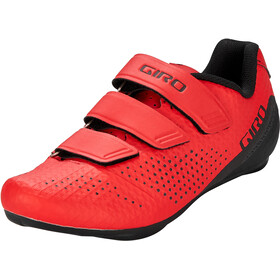 Giro Stylus Shoes Men, bright red